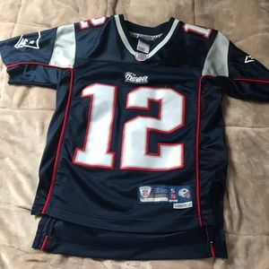 tom brady jersey for kids